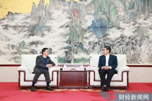 中国太保与安徽省人民政府签署战略合作协议