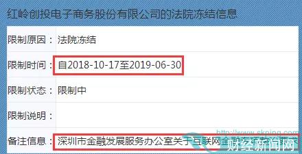 铁腕抗击甩锅跑路:深圳冻结P2P平台股权 北京限制高管出境