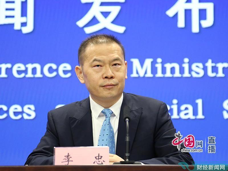 人力资源社会保障部副部长 李忠(中国网 张钰 摄)