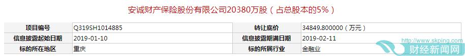 安诚财险新年算旧账:总经理被罢免、股东相继离队