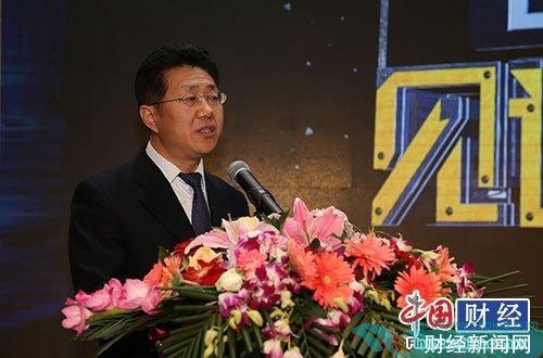 """中国网副总编薛立胜:新三板还是个""""孩子"""" 前景将更光明"""