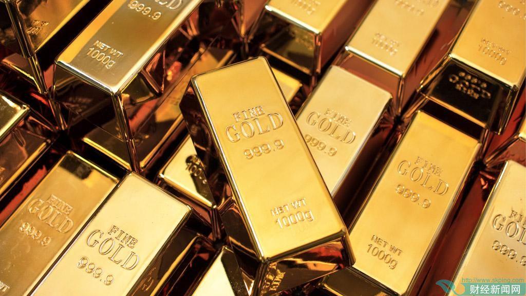 地缘政治紧张局势利好 投资者开始使用黄金来对冲通胀