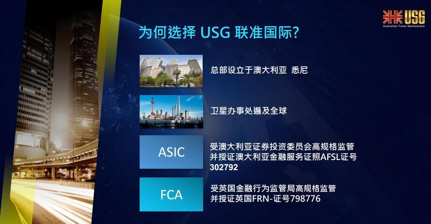 USG联准国际网址是什么?USG联准国际注册教程?