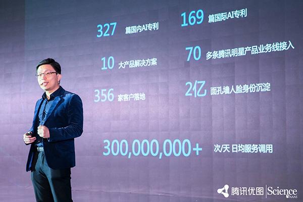 赋能上海|不设KPI的腾讯优图实验室:会鉴黄能跨年龄寻亲
