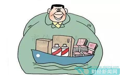 天海防务:财报肚里能撑船 | 财务舞弊