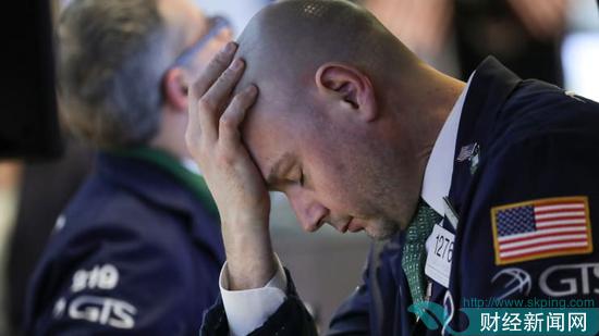 """美联储将利率降至零后 道指期货暴降千点""""跌停"""""""